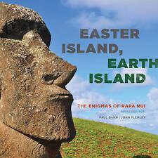 EASTER ISLAND EARTH ISLAND. THE ENIGMAS OF RAPA NUI. NEW.