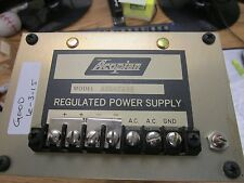 Acopian Mode:  A75MT200 Regulated Power Supply.  Tested  Good.    <