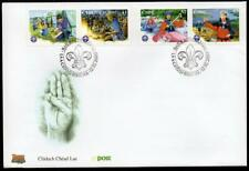 IRELAND 2002 Scouting FDC