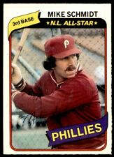 1980 O-Pee-Chee #141 Mike Schmidt PHILLIES EX-EXMINT *109
