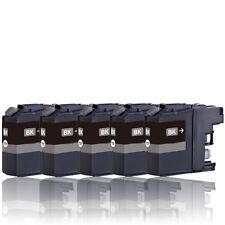 für BROTHER DCP-J4110DW J752DW J552DW J152W J132W MFC-J6720DW J870DW, 5x schwarz