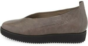 Eileen Fisher Canoe flat shoes. (like marsell shoes)