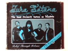 TURA SATANA Relief through release cd GERMANY NIRVANA