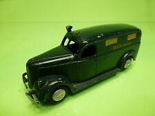 TEKNO DENMARK -  POLITIBIL BLACK MARIA  GREEN  -   RARE MODEL  - GOOD CONDITION
