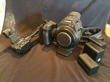 Canon EOS C100 Cinema Camera - new