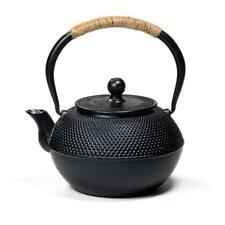 More details for japanese style tetsubin cast iron teapot - 1.2ltr - mesh filter