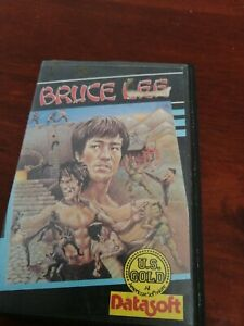 Bruce Lee - Amstrad CPC/Schneider US Gold 1985 Tested/Working Clam