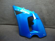 05 2005 KAWASAKI ZX600 ZX636 ZX-6R B2 NINJA FAIRING MIDDLE SIDE COWL LEFT #YL104