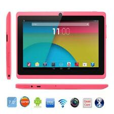"NEWEST 7"" INCH KIDS ANDROID 4.4 TABLET PC QUAD CORE HD WIFI CHILD CHILDREN US"
