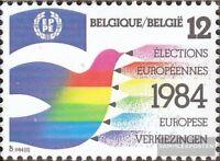 Belgien 2185 (kompl.Ausg.) postfrisch 1984 Parlament