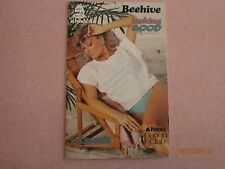 PATON'S BEEHIVE LOOKING GOOD.. Knitting Leaflet  467 FREE SHIPPING
