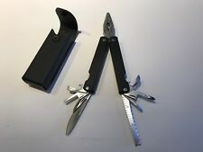 Pocket Multi Tool Chest ,  12 tools  in one, w/belt holder,  2 for one sale !