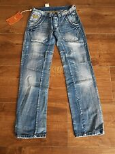 KAPORAL Jeans Nico  NEU US 32 F 40 FRANCE RED LINE