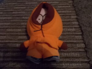 SOUTH PARK 10 INCH KENNY PLUSH TOY GOOD CONDITION