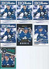 Matt Frattin  11/12  7-Rookie Card  Lot
