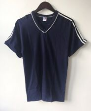 vintage russell athletic softball shirt mens size medium deadstock Nwot 90s