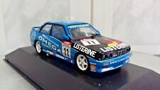 BMW M3 E30 British Touring Car Champions SERIES 1:43 Diecast 5in Model Boxed NEW