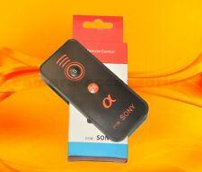 Wireless IR Remote Control for Sony Alpha A7 A7S A7R II III A9 A6000 A6300 A6500
