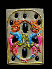 ThaiBuddha-Amulets #359: Kruba Krisana, Wat Pa Maha Wan. Salika, pimYai, BE 2537