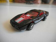 Road Champs '85 Chevrolet COrvette in Black