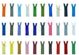 YKK Reißverschluss Kunststoff Nr.5 Teilbar für Jacken 40 45 50 52 54 56 58cm