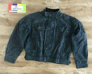 Belstaff RACEMASTER Jacket, waxed cotton, Vintage, darkgrey, Size 3XL, XXXL