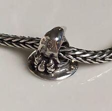 Authentic NEW Chamalia Witches Hat Bead-RETIRED/RARE-GA 130