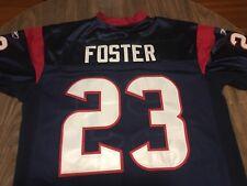 9bbb6505a01 Arian Foster 23 Houston Texans Size 50 Jersey NFL Football Reebok