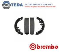 BREMBO REAR HANDBRAKE PARKING BRAKE SHOE SET KIT S 65 505 P NEW OE REPLACEMENT