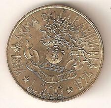 200 LIRE 1994 - CARABINIERI