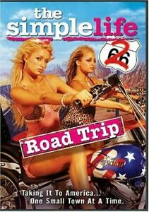 Brand New WS DVD The Simple Life: Season 2 - Road Trip Paris Hilton Nicole Rich