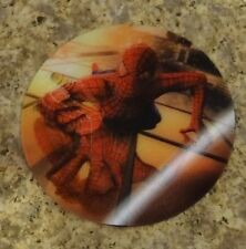 Spider-Man The Movie 2001 Collectible 3D Sticker New FREE SHIP