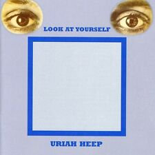 Uriah Heep - Look at Yourself [New CD] Bonus Tracks