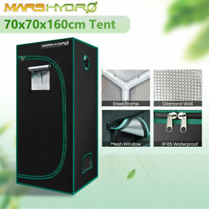 Mars Hydro Portable Indoor Grow Tent | 70x70x160cm | 1680D Reflective Canvas