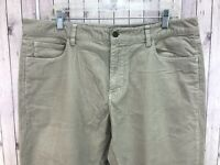 Vineyard Vines Corduroy Men's Beige 100% Cotton Pants Size (36 x 32)