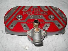 00' POLARIS XC 600 DELUXE CYLINDER HEAD #3021021 Item #495