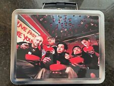 Simple Plan No Pads No Helmets Promotional Lunch Box (2002) New!