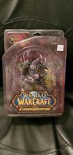 World of Warcraft Series 3 Undead Rogue Skeeve Sorrowblade action figure