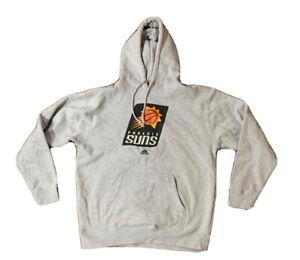 Phoenix Suns Men's Adidas Hoodie Sweatshirt Size Large