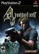 Resident Evil 4 PS2 New Playstation 2