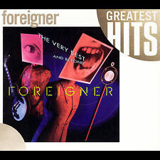Greatest Hits: The Very Best...And Beyond [Remaster] by Foreigner (CD, Apr-2007…