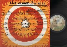 JIMMY SMITH Unfinished Business LP USA Mercury 1978