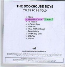 (CK320) The Bookhouse Boys, Tales To Be Told - 2011 DJ CD