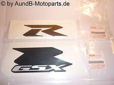 """GSXR 1000 K9 Emblem """"GSX + R 3D"""" Seitenverkleidung / Side faring original Suzuki"""