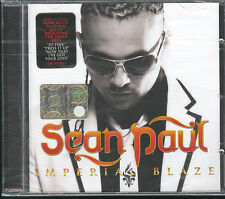 SEAN PAUL - IMPERIAL BLAZE - CD (NUOVO SIGILLATO)