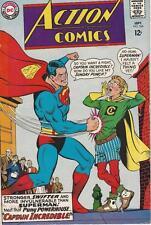 DC Superman Action Comics Vol 1 (1938 Series) # 354 FN/VF 7.0