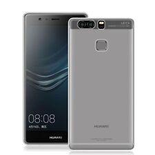 Cover Custodia Trasparente TPU Morbida Silicone Per Huawei P8 P9 10 Honor 8 7 6