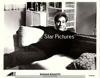 H57 George Segal Russian Roulette 1975  8 x 10 photograph