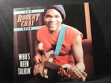 The Robert Cray Band - Who´s Been Talking