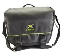 Official Original Xbox Carrying Case Travel Bag Shoulder Strap